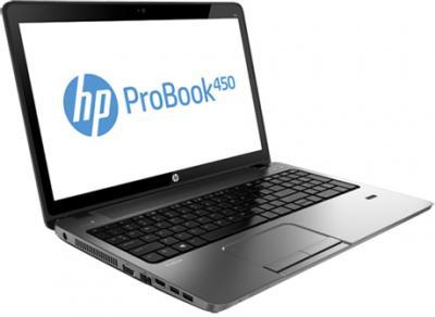 Ноутбук HP ProBook 450 G0 (H6E46EA) - общий вид