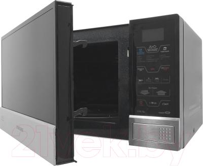 Микроволновая печь Samsung GE83DTR-1 - с открытой крышкой 1