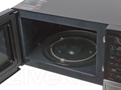 Микроволновая печь Samsung GE83DTR-1 - с открытой крышкой 2