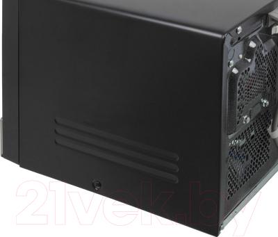 Микроволновая печь Samsung GE83DTR-1 - вид сбоку 2