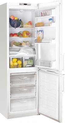 Холодильник с морозильником ATLANT ХМ 6321-100 - внутренний вид