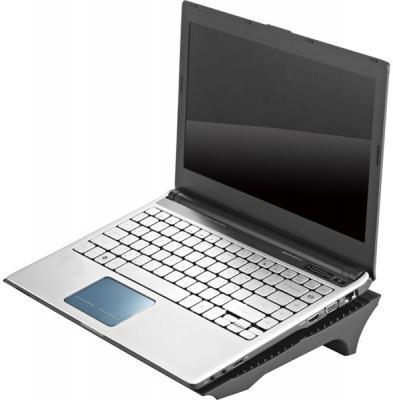 Подставка для ноутбука Cooler Master NotePal A100 (R9-NBC-A1HK-GP) - с ноутбуком