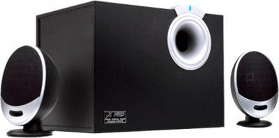 Мультимедиа акустика F&D F500B - общий вид