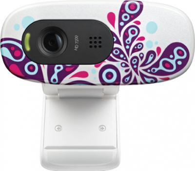 Веб-камера Logitech HD Webcam C270 (960-000918) - общий вид
