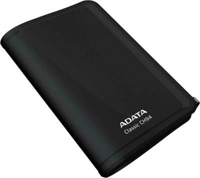 Внешний жесткий диск A-data CH94 Black 750GB (ACH94-750GU-CBK) - общий вид