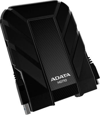 Внешний жесткий диск A-data DashDrive Durable HD710 1TB Black (AHD710-1TU3-CBK) - общий вид