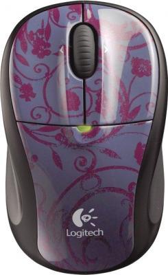 Мышь Logitech Wireless Mouse M305 (910-002186) - общий вид