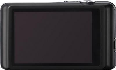 Компактный фотоаппарат Panasonic Lumix DMC-FS22EE-K (Black) - вид сзади