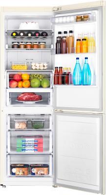 Холодильник с морозильником Samsung RB32FERNCEF - внутренний вид