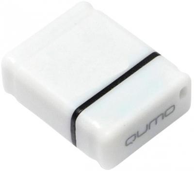Usb flash накопитель Qumo NanoDrive 16Gb White - общий вид