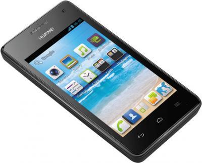 Смартфон Huawei G350 (Black) - общий вид