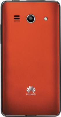 Смартфон Huawei G350 (Orange) - задняя панель