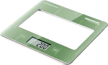 Кухонные весы Redmond RS-724 (зеленый) - общий вид