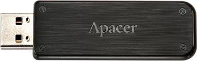 Usb flash накопитель Apacer Handy Steno AH325 8 Gb - общий вид