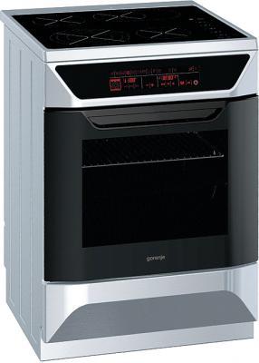 Кухонная плита Gorenje ET68755BX - общий вид