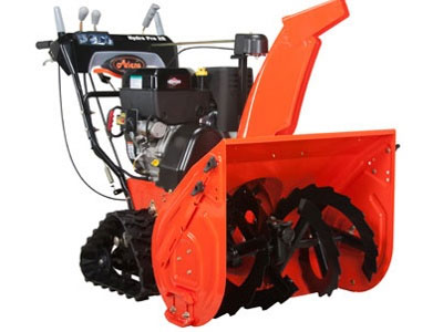 Снегоуборщик Ariens ST32DLET Pro Hydro - общий вид