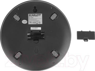 Кухонные весы Scarlett SC-1215 (черный)