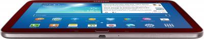 Планшет Samsung Galaxy Tab 3 10.1 GT-P5200 (16GB 3G Red) - вид сбоку
