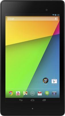 Планшет Asus Nexus 7 16GB (2013) Black - фронтальный вид