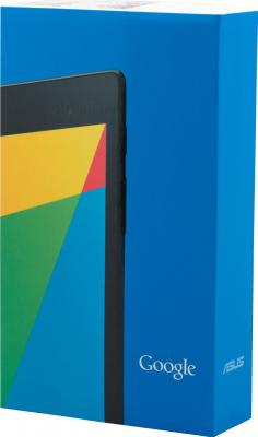 Планшет Asus Nexus 7 16GB (2013) Black - коробка