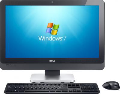 Моноблок Dell OptiPlex 9010 (272232249) - фронтальный вид