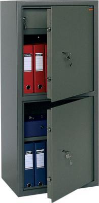 Офисный сейф Valberg ASM-120 T/2 - общий вид