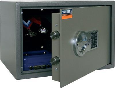 Мебельный сейф Valberg ASM-30 EL - общий вид