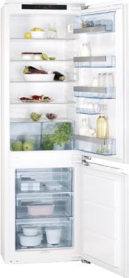 Холодильник с морозильником AEG SCS71800F0 - общий вид