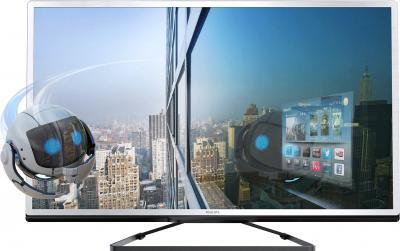 Телевизор Philips 55PFL4508T/60 - вид спереди