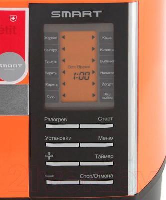 Мультиварка-скороварка Oursson MP5015PSD/OR
