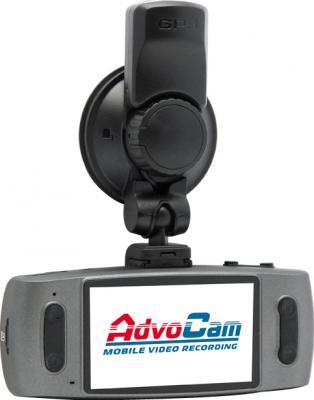 Автомобильный видеорегистратор AdvoCam FD7 Profi - дисплей