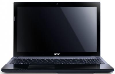 Ноутбук Acer Aspire V3-731G-20204G75Maii (NX.M6UEU.005) - фронтальный вид