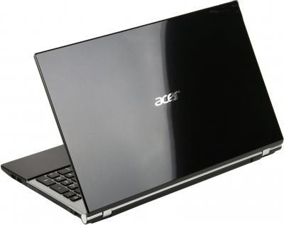 Ноутбук Acer Aspire V3-571G-53234G75Maii (NX.M7EEU.012) - вид сзади