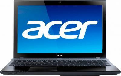 Ноутбук Acer Aspire V3-571G-53234G75Maii (NX.M7EEU.012) - фронтальный вид
