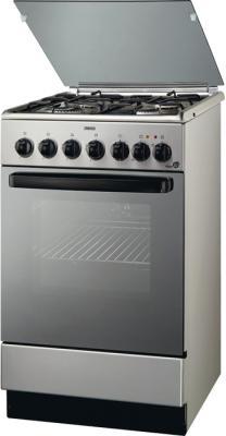 Кухонная плита Zanussi ZCG562MX - общий вид