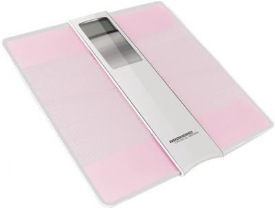 Напольные весы электронные Redmond RS-719 (розовый) - общий вид