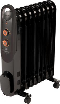 Масляный радиатор Electrolux EOH/M-4209 (черный) - общий вид