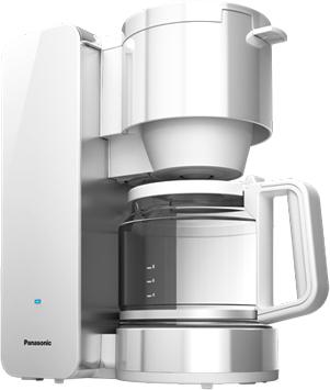 Капельная кофеварка Panasonic NC-DF1WTQ - общий вид