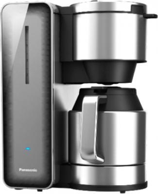 Капельная кофеварка Panasonic NC-ZF1HTQ - вид сбоку