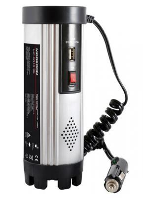 Автомобильный инвертор Modecom MC-R015 (150W) - общий вид
