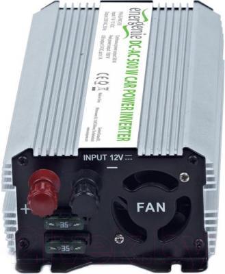 Автомобильный инвертор Gembird EG-PWC-033 (500W) - общий вид