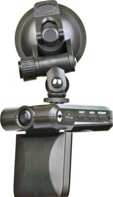 Автомобильный видеорегистратор Gembird DCAM-001 - общий вид