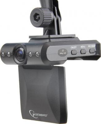 Автомобильный видеорегистратор Gembird DCAM-003 - общий вид