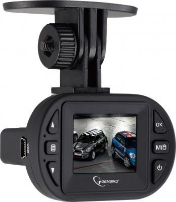 Автомобильный видеорегистратор Gembird DCAM-004 - дисплей