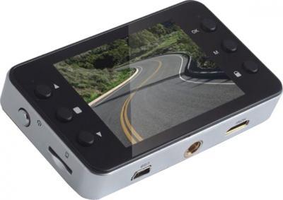 Автомобильный видеорегистратор Gembird DCAM-005 - дисплей