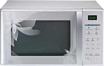 Микроволновая печь LG MS2343BAD - общий вид