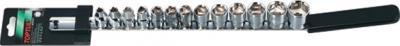 Набор оснастки Toptul GAAQ1310 (13 предметов) - общий вид