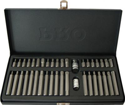 Набор оснастки Startul PRO-440 (40 предметов) - общий вид