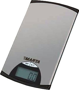 Кухонные весы Marta MT-1625 - общий вид