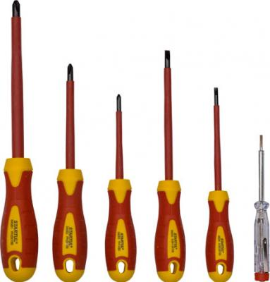 Набор однотипного инструмента Startul ST4042-6 (6 предметов) - общий вид